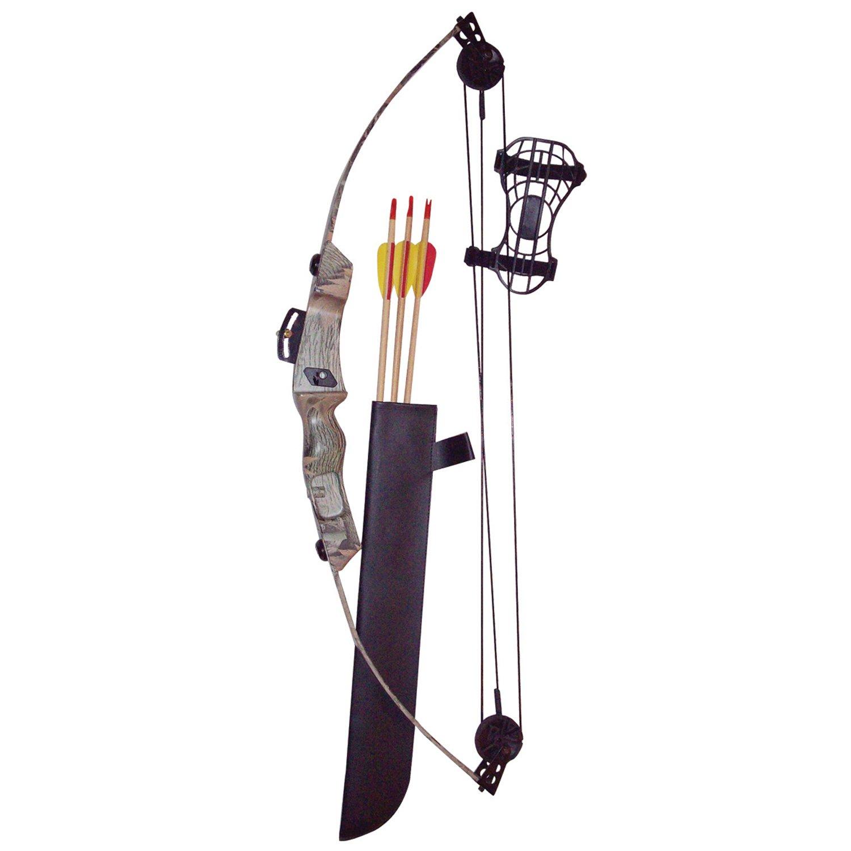 SA Sports 6305648 Elk Compoun Youth Bow Set 564