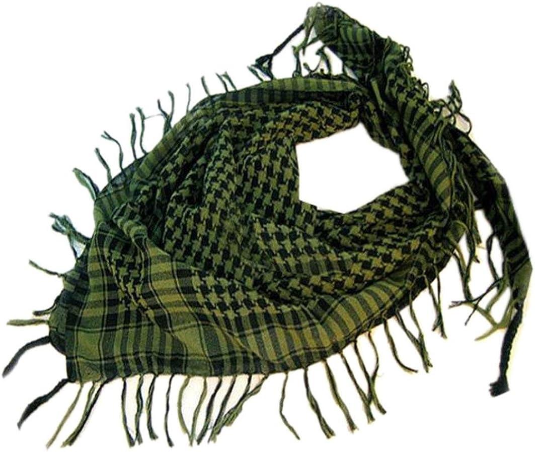 Transer /® Mode unisexe femmes hommes arabes Shemagh Keffiyeh Palestine /écharpe ch/âle