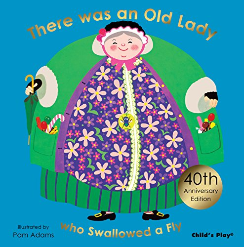 There Was an Old Lady Who Swallowed a Fly - Two Old Ladies