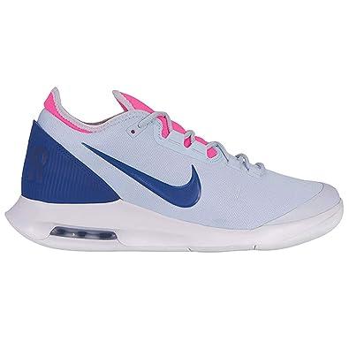 chaussure nike femme air max bleu