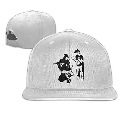 Arte Dibujo poco Shooter Dreamer Fashion snapback Gorra de béisbol ...