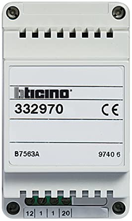 Legrand 332970 - Timbre de alarmas: Amazon.es: Industria ...