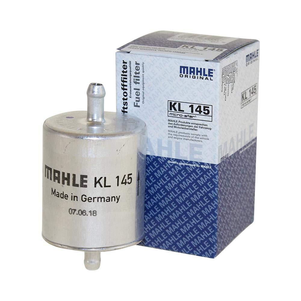 1x Original MAHLE KL 145 Kraftstofffilter
