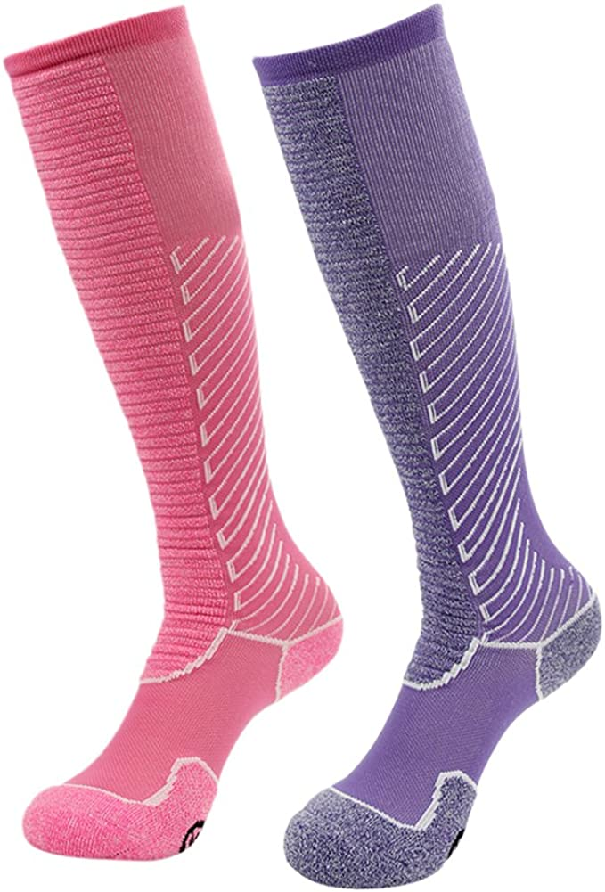 Unisex Baseball Flag Knee High Compression Thigh High Socks Tube Socks