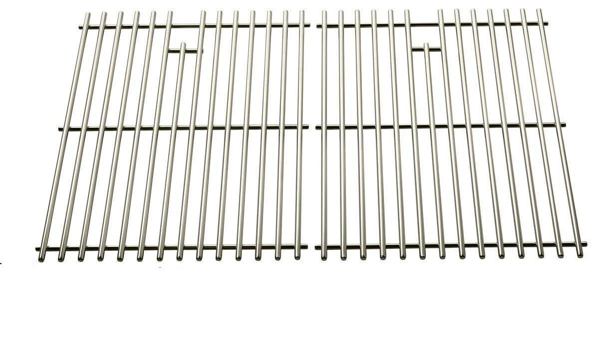 Stainless Steel Replacement Cooking Grid for Broil King 345, 42, 545, 550,  645, 655, 745, 750, 900, 945, 950, 955, 9959-74 and Jacuzzi JC-4010,