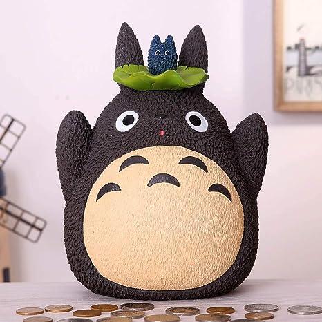 Amazon.com: XXXVV Totoro con pequeño Totoro vinilo Piggy ...