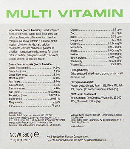 Image of Exo Terra Reptile Multi-Vitamin 12.7-Ounce
