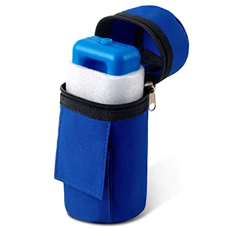 Estuche portátil para refrigerador de insulina portátil ...