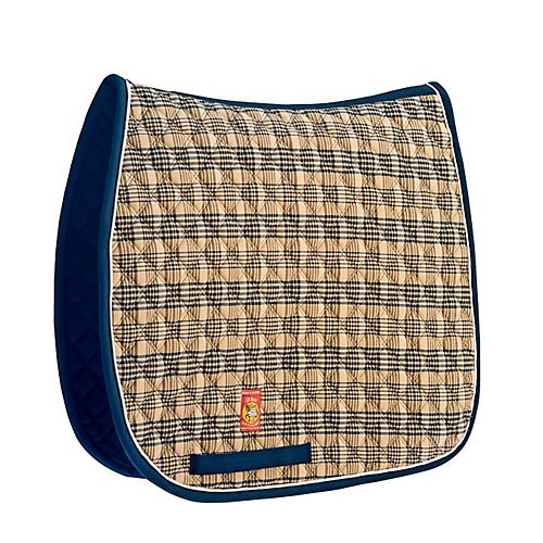 Union Hill Dressage Pad (Lettia Baker Dressage Pad Baker Plaid)
