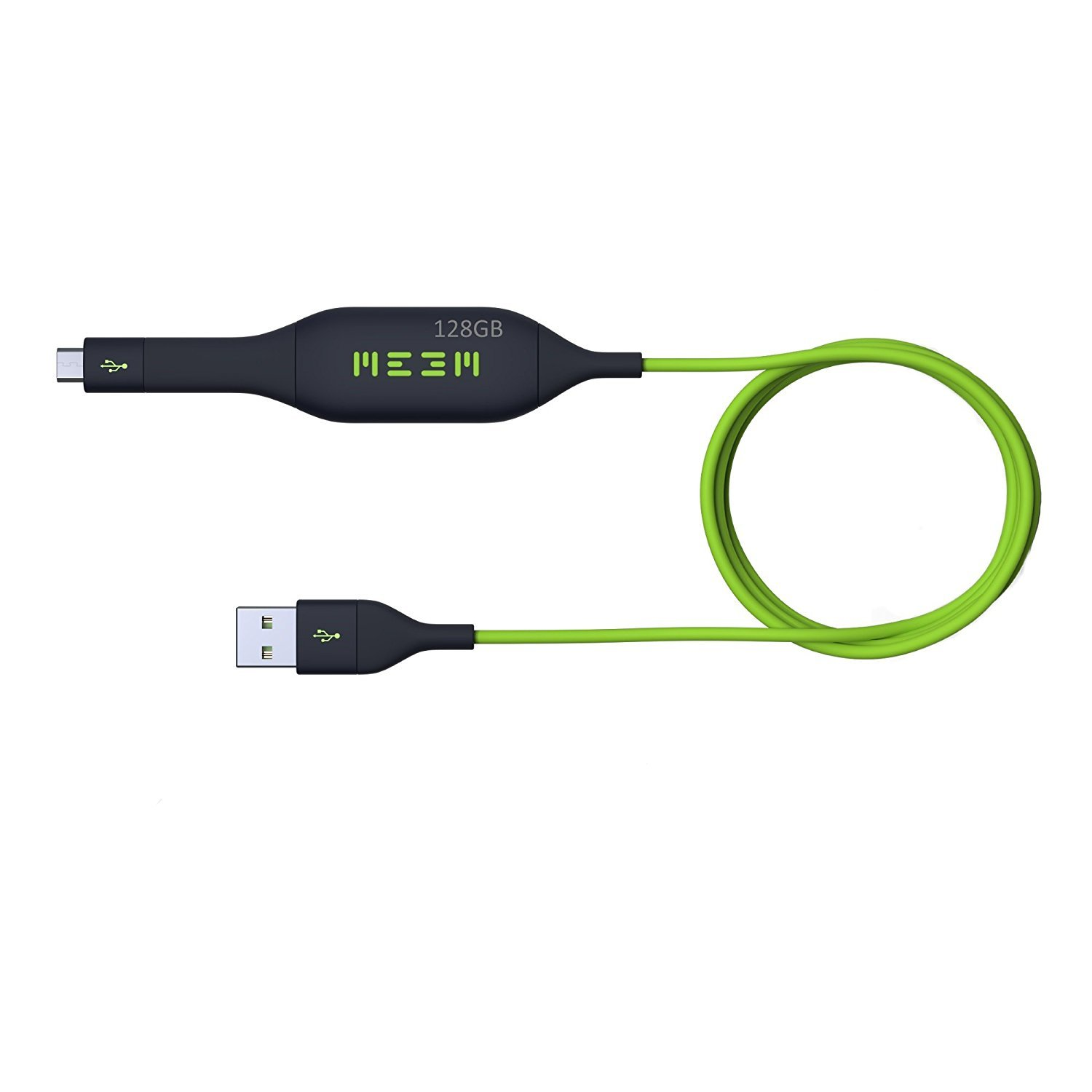 MEEM Android 128GB The Charger that Automatically Backs Up your Phone or Tablet on to the Cable