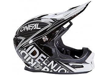 Oneal 0499-511 Casco de Bicicleta, Negro, XS