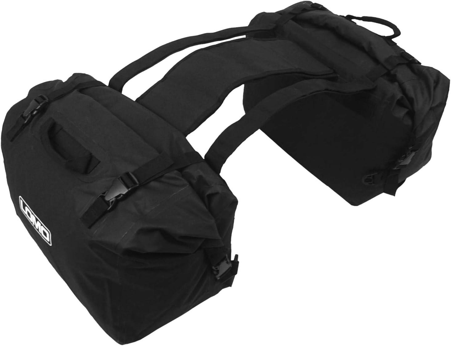 Lomo - Bolsa seca para moto, impermeable