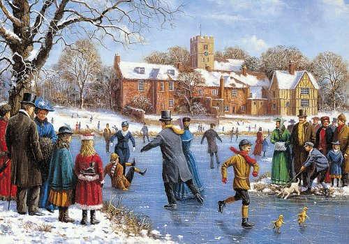 Gibsons - The Skaters 500 Piece Jigsaw Puzzle Gibsons Games G858 AVDJ-39850 Games_and_Puzzles