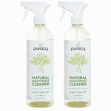 Amazon.com: Puracy Limpiador multipropósito natural ...