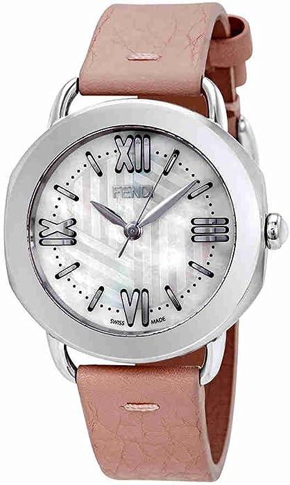 bf026f038279 Fendi Selleria F8020345H0LL2-PK - Reloj de pulsera para mujer ...