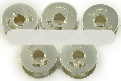 10 NGOSEW Singer Quantum CXL Xl Sewing Machine Metal Bobbins #283395