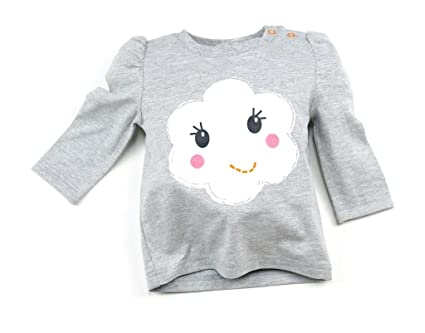 c83abfa396df7 Blade & Rose Flower Face Top (0-6 Months): Amazon.co.uk: Baby
