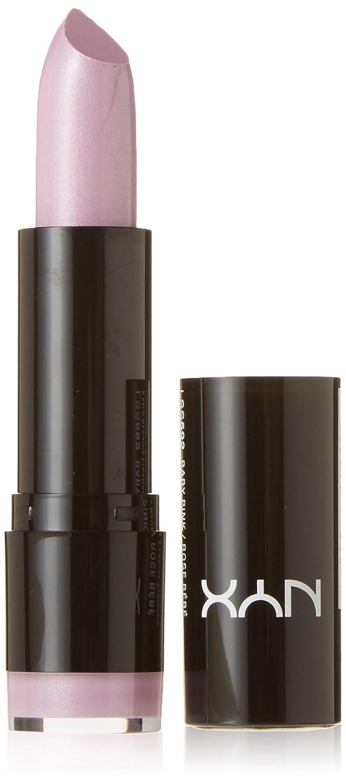 NYX Cosmetics Extra Creamy Round Lipstick Baby Pink