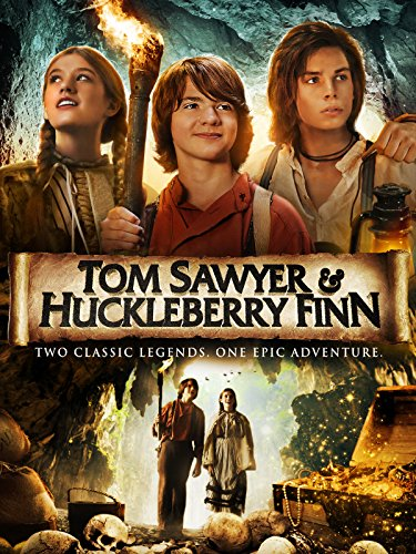 Tom Sawyer & Huckleberry Finn - Witch Crafted