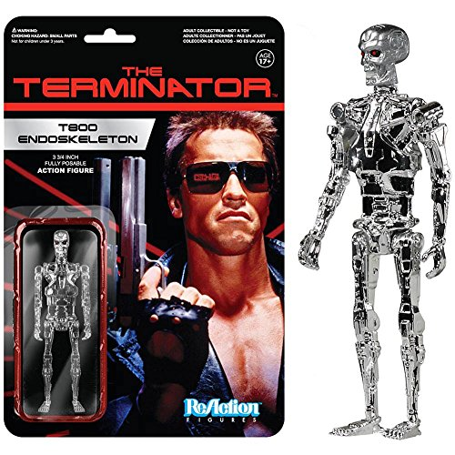 The Terminatior ReAction Figure