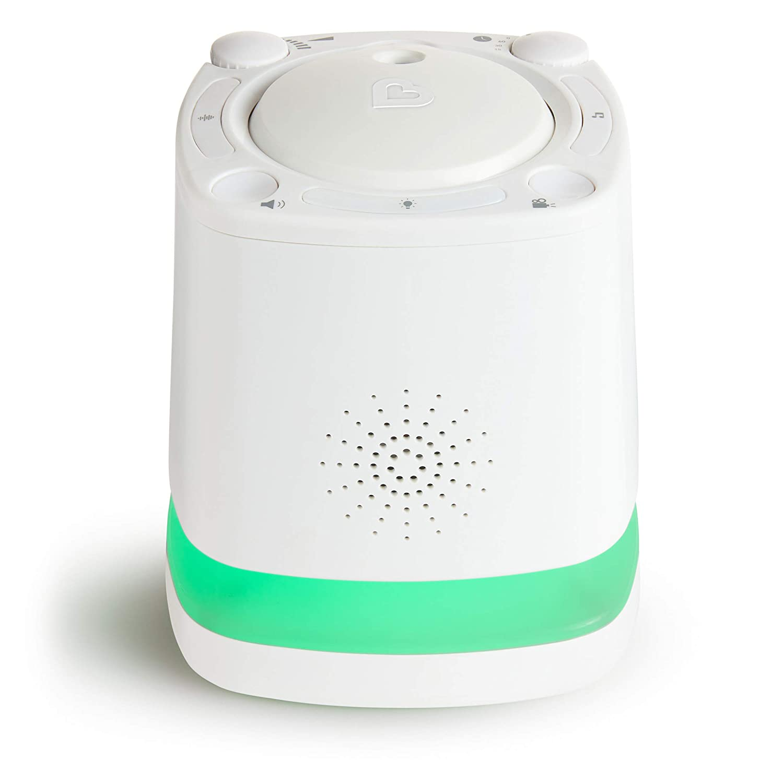Munchkin Sound Asleep Nursery Projector and Sound Machine with LED Nightlight 21190