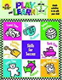 img - for Play and Learn with Your Three Year Old (Play and Learn (Evan-Moor)) book / textbook / text book