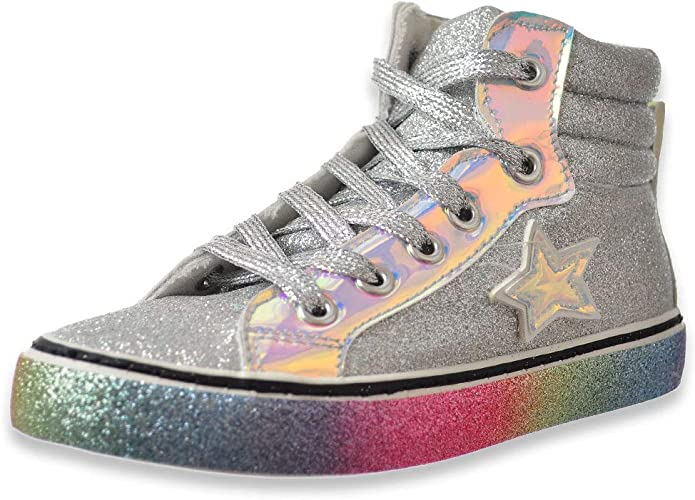Olivia Miller Little Girls Glitter