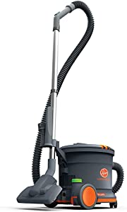 Hoover Commercial CH32008 Hush Tone Canister Vacuum, 9 L (Pack of 1)