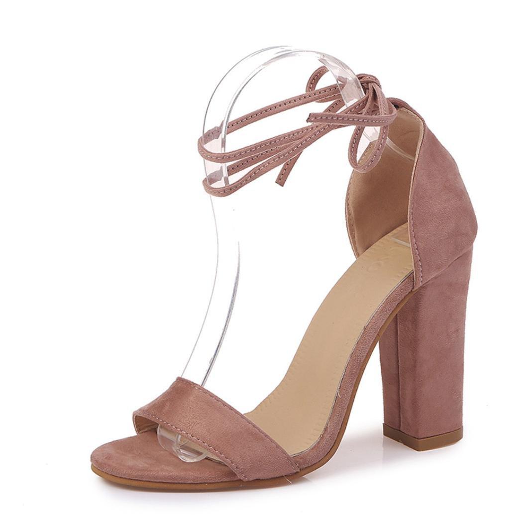 Beautyjourney Sandales, B002T9VKGI Sandales Basket Tongs Strass,Femmes Sangle Tongs Rose Talons Hauts Chaussures Occasionnels Ouvert Partie Orteils Singel Rose f3f3d8d - reprogrammed.space