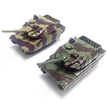GSDCNV - Tanque de Juguete para niños, Modelo de plástico ...