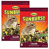 Higgins Sunburst Gourmet Chinchilla Food Mix, 6 lbs.