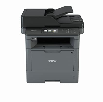 Brother MFCL5750DWG1 - Impresora láser Monocromo, Color Gris