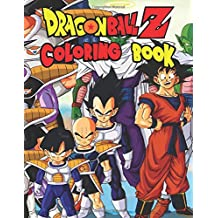 Dragon Ball Z: Jumbo DBS Coloring Book: Over 160 Pages (Volume 1)