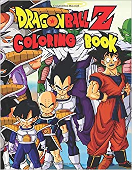 Dragon Ball Z: Jumbo DBS Coloring Book: Over 160 Pages Volume 1 DBZ ...
