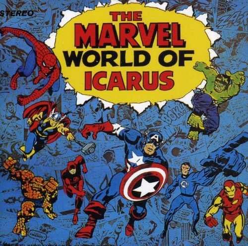 Price comparison product image Marvel World of Icarus
