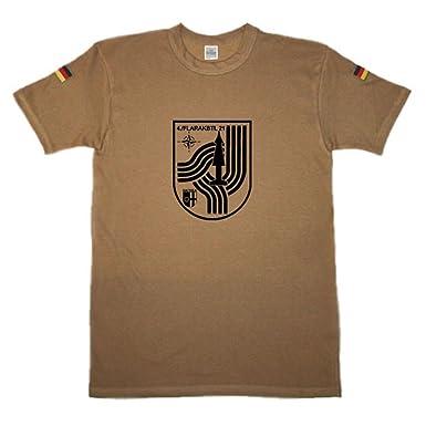 Bw Tropen 4 Flarakbtl 21 Flugabwehrraketenbataillon Wappen Abzeichen