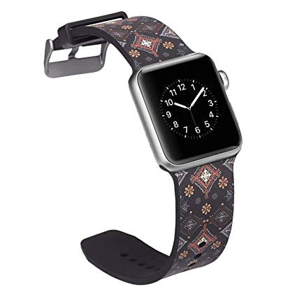 tomoyi para Apple Watch Pulsera 38 mm 40 mm, Soft Silicona ...