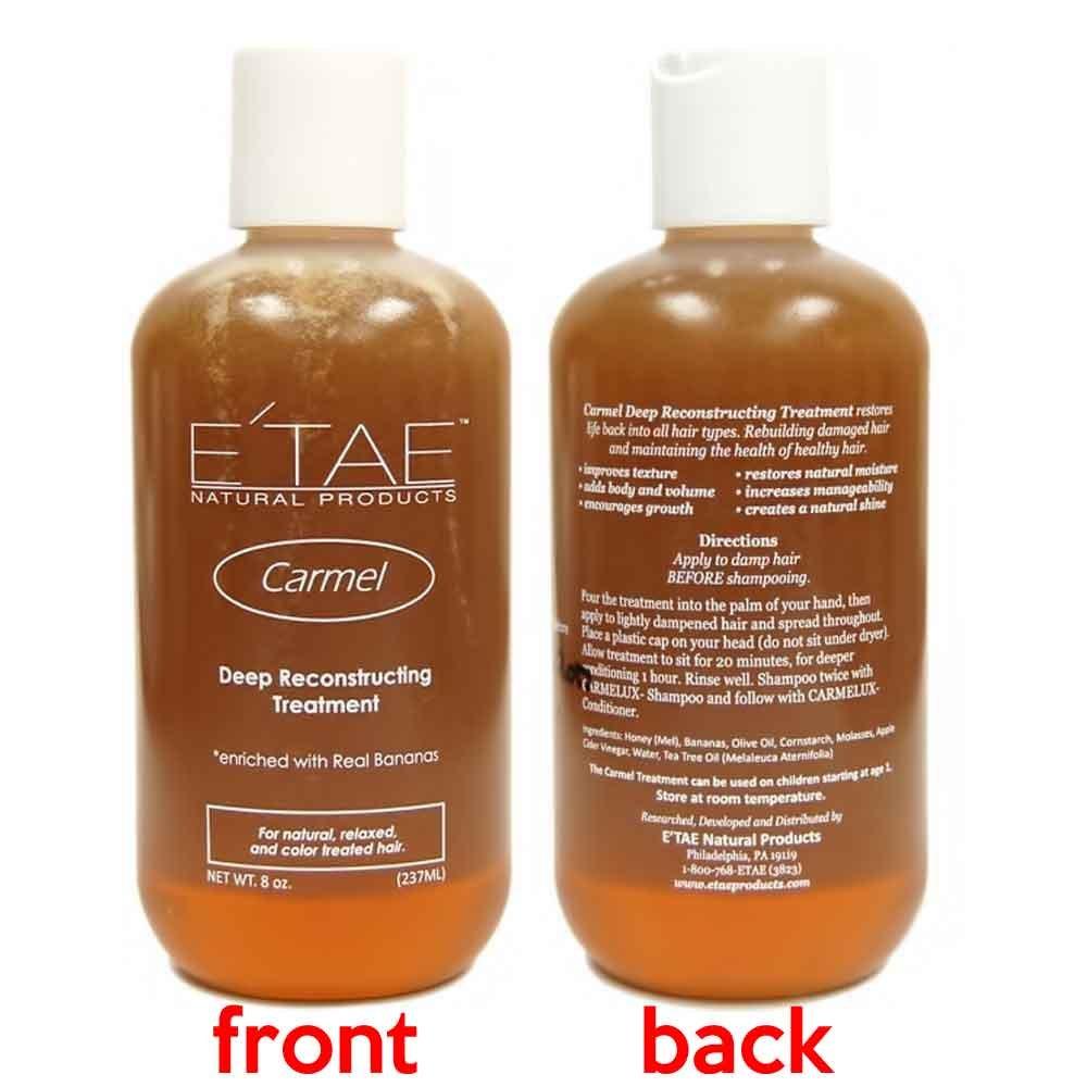 Amazon.com : E\'tae Natural Products Etae Carmel Deep Reconstructing ...