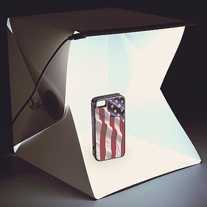 Photo Box - Mini Photo Box Set - Portable Photo Studio - Light Tent - Small & Amazon.com : Photo Box - Mini Photo Box Set - Portable Photo ...