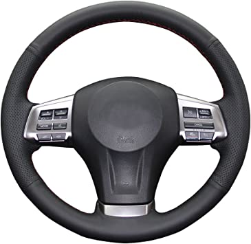 Replace Steering Wheel Cover for Subaru Impreza Legacy Forester Outback XV 2014