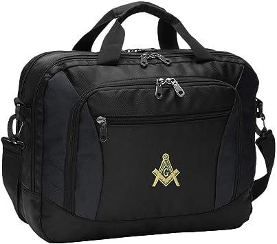Masonic Ogio Upton Messenger Bag Black