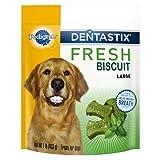 Pedigree Dentastix Fresh Biscuit Large Treats For