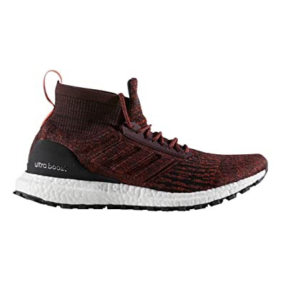 8065c0eb983e1 adidas Men's Ultraboost All Terrain - Color: Dark Burgundy/Dark  Burgundy/Energy (Regular Width) - Size: 11.5
