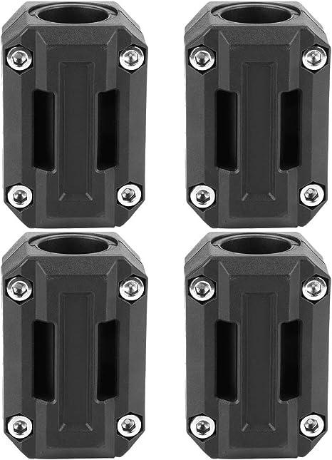 3 paia blocchi decorativi paraurti moto universale protezione moto paraurti moto blocco decorativo blocco moto protezione paraurti moto blocco protezione decor 22//25//28 mm adatto per R1200GS R1150GS