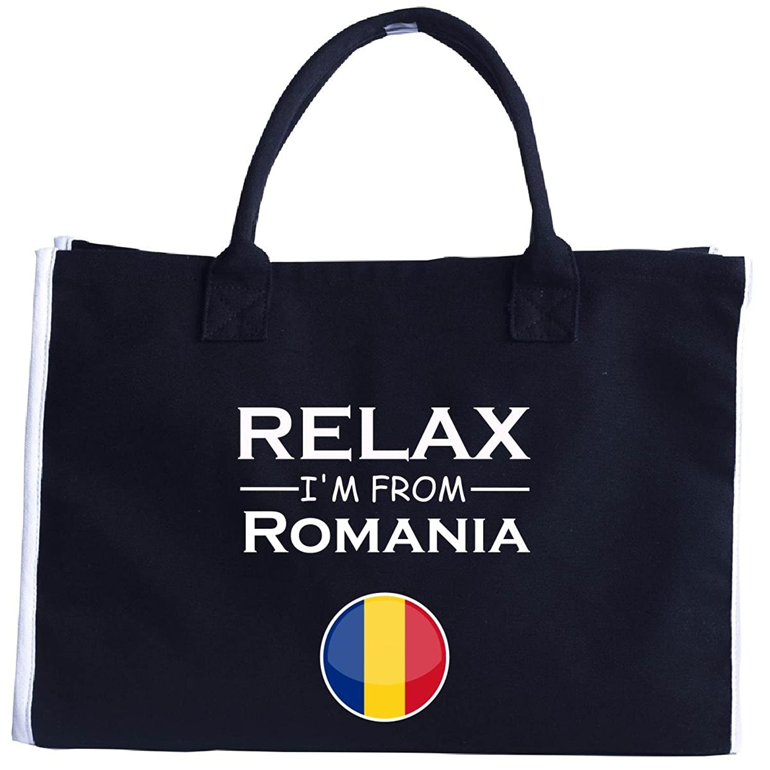 Chill Out And Relax. Im From Romania. Cool Gift Idea - Tote Bag