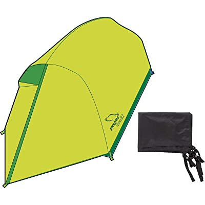 RT One Size Kestrel UL 2-Person Peregrine Combo Outdoor Tent: Garden & Outdoor