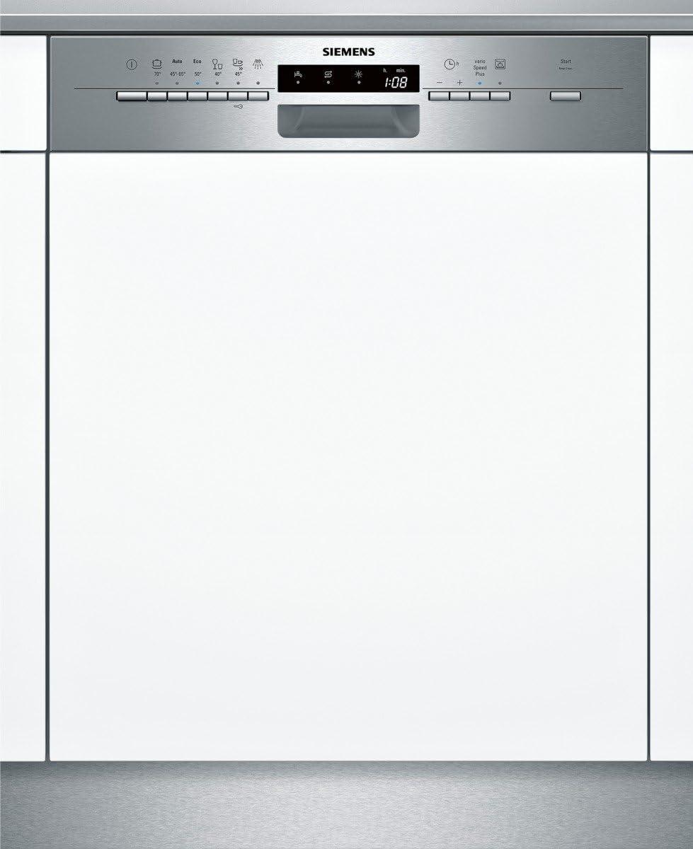 Siemens SN56P580UE iQ500 lavavajillas Teilintegriert/A++ / 266 kWh ...