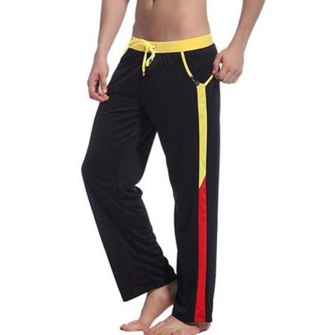 Pants Pyjama Mens Home Clothes Mens Pajamas Lounge Pants Pantalon Hombre Nightwear Man