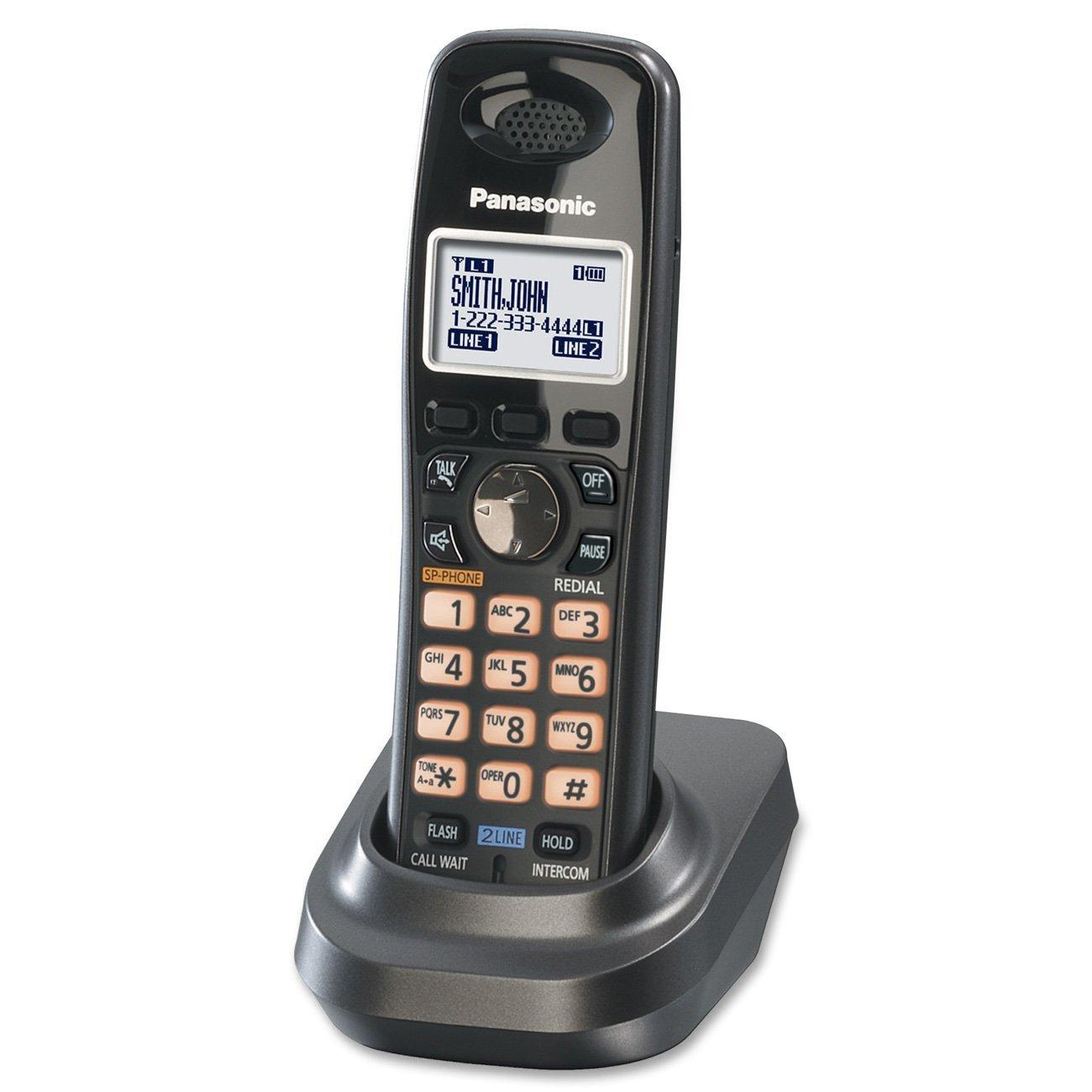 Panasonic KXTGA939T Dect 6.0 Digital Cordless Handset