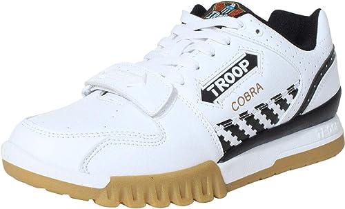 TROOP Cobra-1 Sneakers White